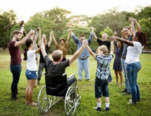 Le droit à l'inclusion des personnes en situation de handicap désormais dans la Constitution